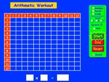 arithmetic_workout